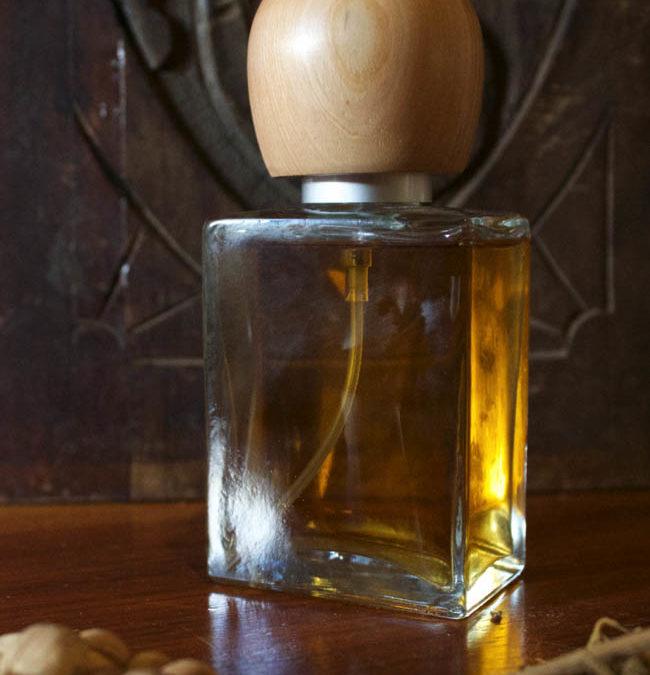 Jasmine Ghazal and prolonging your botanical perfume's skin life…